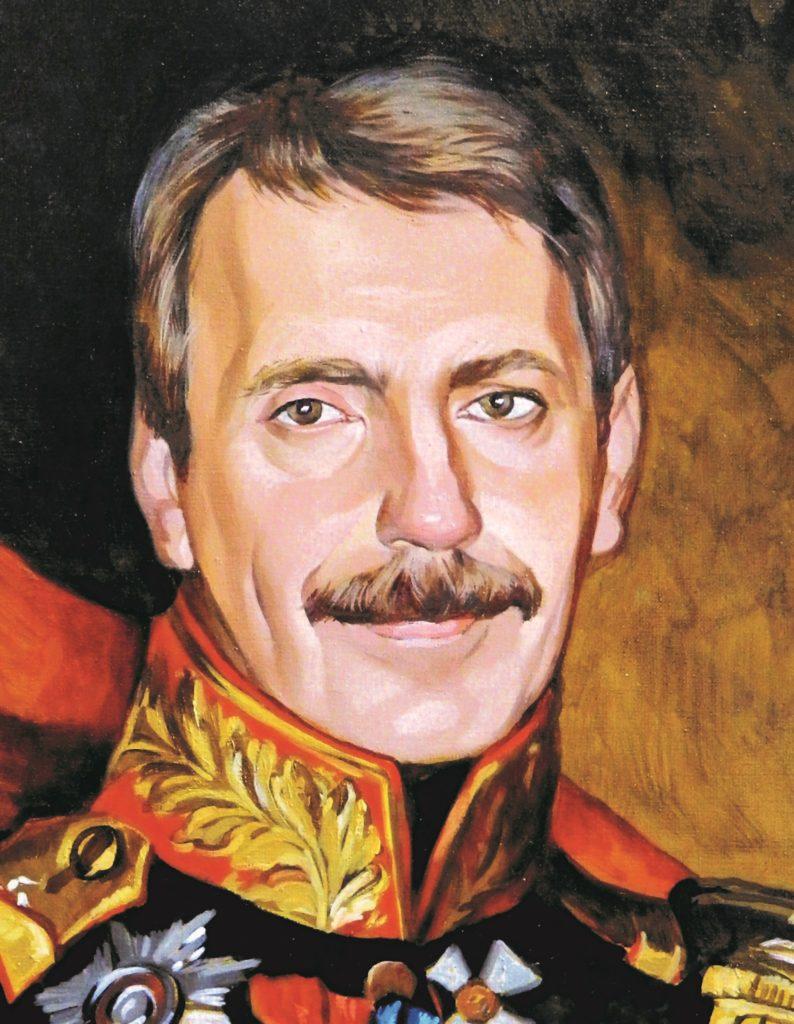 портрет маслом по фото Иваново