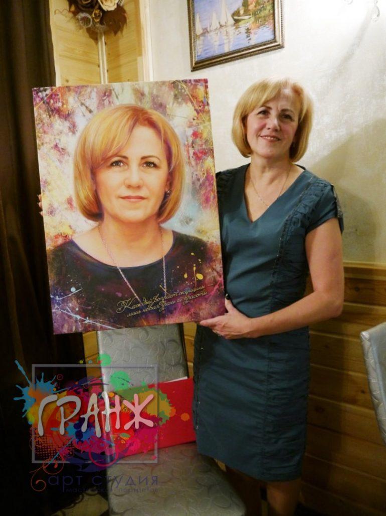 Портрет на заказ Иваново