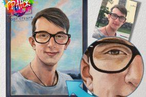Портретная живопись маслом, купить в Иваново
